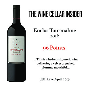 29/04/2019 - The Wine Cellar Insider notes the wines of Vignobles K En Primeurs 2018